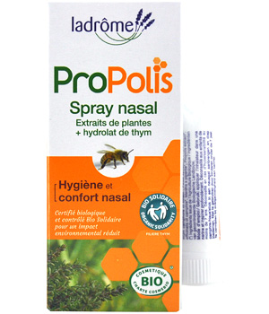 Ladrome Lot Spray nasal Propolis et Echinacéa 30ml + stick nez OFFERT
