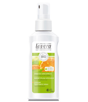 Lavera Spray de soin express Kératine Orange Thé vert 125ml