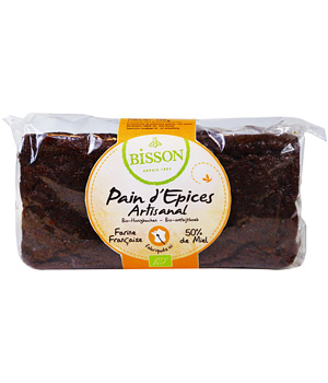 Bisson Pain d'épices artisanal 250g