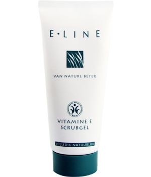 Earth Line Exfoliant pour le visage à la vitamine E 100ml
