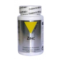 Vit'all + Zinc 100 comprimés sécables