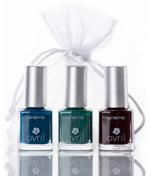 Avril Coffret ongles chics