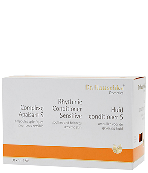 Dr. Hauschka Complexe apaisant S cure intensive 50 ampoules