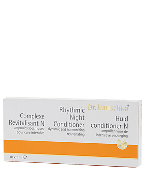 Dr. Hauschka Complexe revitalisant N cure intensive 10 ampoules