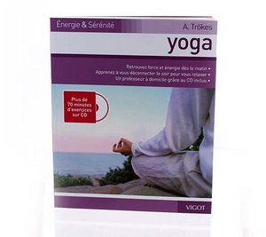 Ed. Vigot Maloine Yoga + CD audio inclus