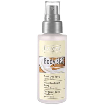 Lavera Déodorant spray fraîcheur Vanille Coco Body SPA 75ml