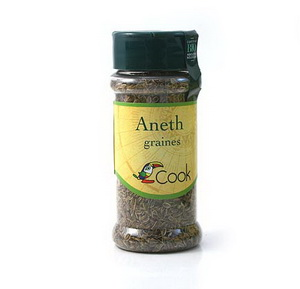 Cook Aneth graines 35g