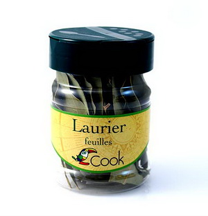 Cook Laurier feuilles 8g
