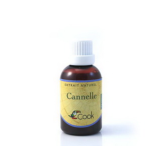 Cook Extrait de Cannelle 50ml