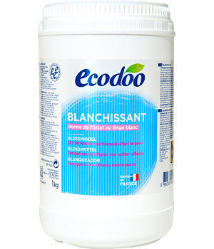 Ecodoo Blanchissant en poudre Ecodoo 1kg