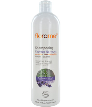 Florame Shampoing cheveux normaux Lavande et Romarin 500ml