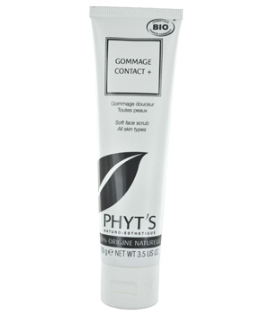 Phyts Contact + Gommage douceur Rejet des toxines 100ml