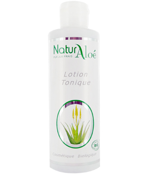 NaturAloe Lotion tonique Aloe Vera 200ml