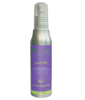 Les Douces Angevines Fluide sculptant Gazelle 125ml