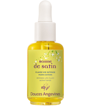 Les Douces Angevines Mains actives Baume de Satin 30ml
