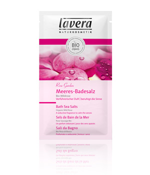 Lavera Sels de Bain Instant de Plaisir Rose Sauvage Body SPA 80ml