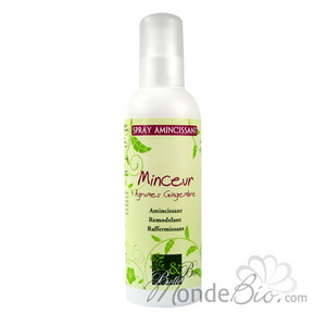 Belle et Bio Spray Minceur Agrumes Gingembre 200ml