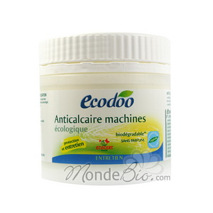 Ecodoo Anticalcaire machines cristaux solubles 500g