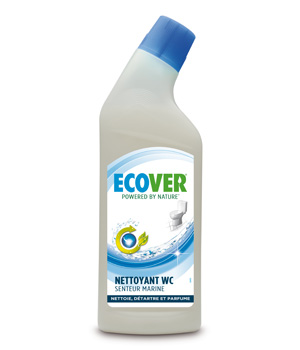 Ecover Nettoyant WC Ecover senteur Marine 750ml