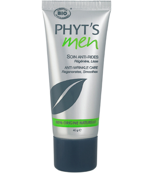 Phyts Soin anti rides Phyt's Men Aloe Ferox+cocktail d'actifs 40g