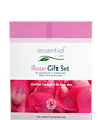 Essential care : Rose gift travel set