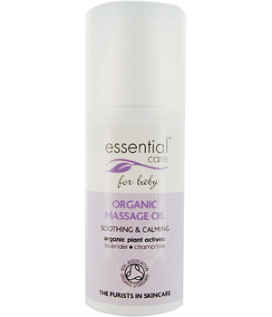 Essential Care Huile de Massage Bébé 70ml