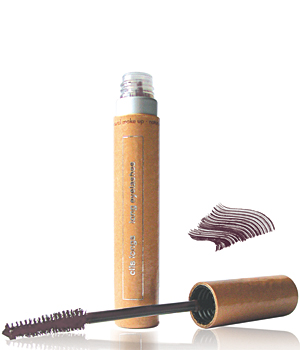 Couleur Caramel Mascara Prune (cils courts) 9ml