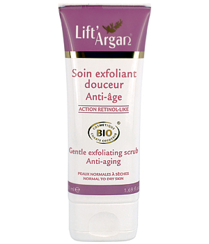 Lift' Argan Soin Exfoliant Douceur Anti Age Lift'Argan 50ml