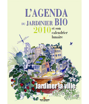 terre vivante agenda du jardinier bio 2010 et son calendrier lunaire. Black Bedroom Furniture Sets. Home Design Ideas
