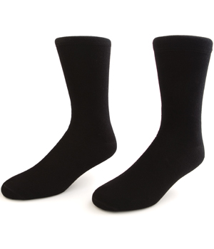 ancien pack de 2 paires de chaussette noires haute bambou 39 rsk socks 0ml. Black Bedroom Furniture Sets. Home Design Ideas