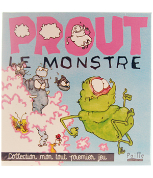 Arplay Editions Prout Le Monstre