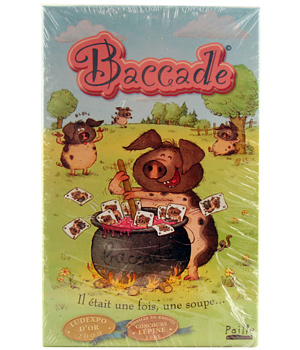 Arplay Editions Baccade