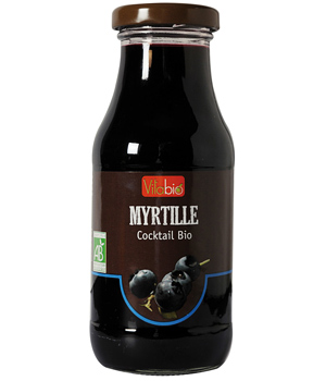 Vitabio Cocktail Myrtille 25cl