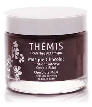 Themis Masque chocolat Beurre de cacao et Sucre de Canne 60ml