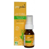 Propolia Spray buccal bio Propolis Menthe Spray verre 20ml