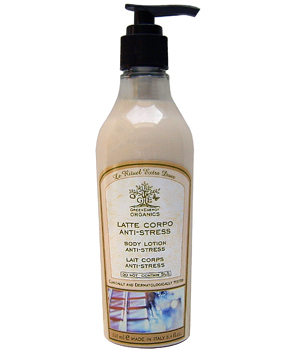 Green Energy Organics Lait corporel n°5 Anti stress Le Rituel Extra Doux Chocolat 250ml