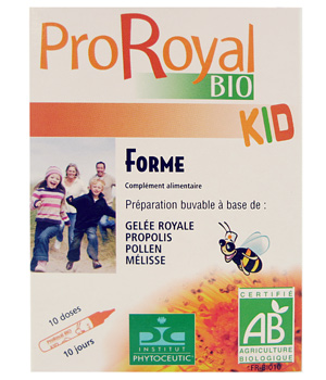 Phytoceutic Proroyal Kid Forme 10 ampoules de 10ml