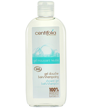 Centifolia Gel moussant neutre 250ml