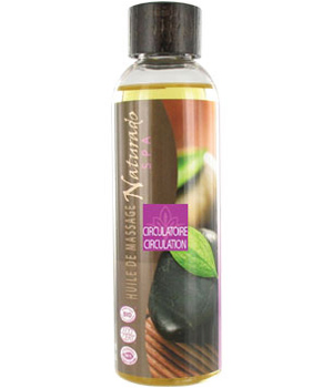 Naturado Huile de massage Circulatoire 200ml