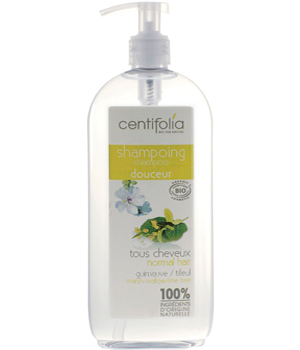 Centifolia Shampoing Douceur cheveux normaux 500ml
