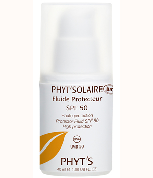 Phyts Fluide protecteur haute protection Spf 50 Tube 40ml