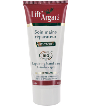 Lift' Argan Soin Mains réparateur anti tâches Lift'Argan 50ml