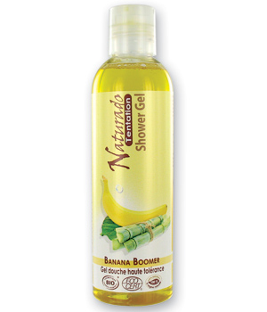 Naturado Gel douche Banana Boomer Banane Canne à sucre 200ml