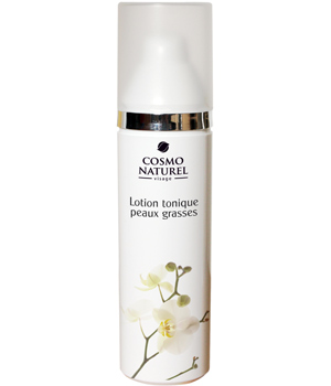 Cosmo Naturel Lotion tonique peaux grasses 100ml