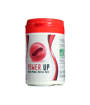 Power Up POWER UP Guarana 50 gélules