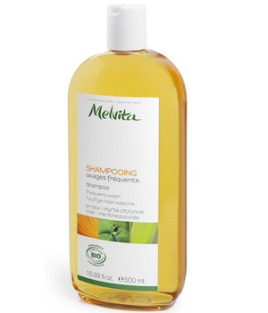 Melvita Shampoing lavages fréquents Arnica, Miel... 500ml