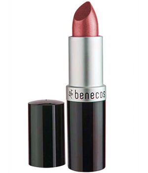 Benecos Rouge à lèvres Dark Red/ Rouge Intense 4.5g