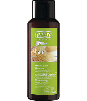Lavera Shampoing Hair Lait Amande cuir chevelu sensible 250ml