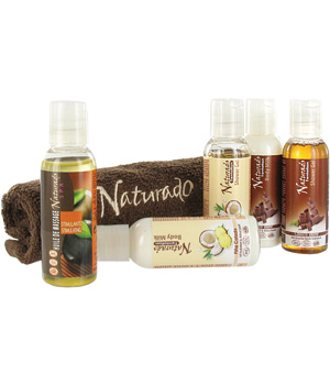 Naturado Temptation gift set 5 x 50ml
