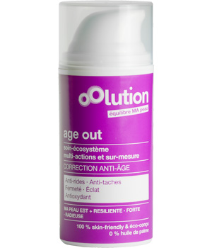 Oolution Age out Correction anti âge 30ml